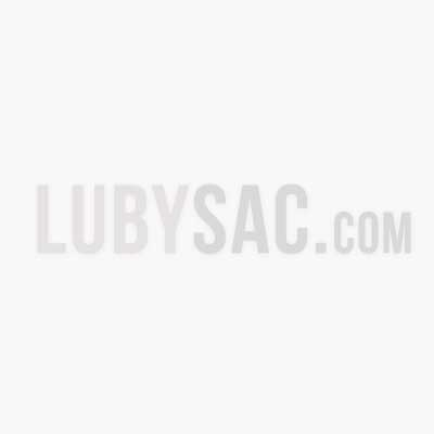 Sac shopping en cuir de Vachette collet K 82130 - Rouge
