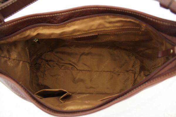 Sac à main Katana K 32905 Cuir de Vachette gras
