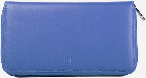Compagnon / tout-en-un Gérard Henon GH 33519 Cuir de Vachette souple - Bleu