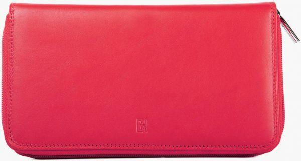 Compagnon / tout-en-un Gérard Henon GH 33519 Cuir de Vachette souple - Rouge