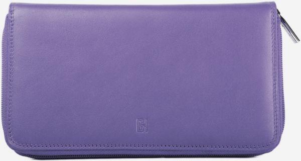 Compagnon / tout-en-un Gérard Henon GH 33519 Cuir de Vachette souple - Violet