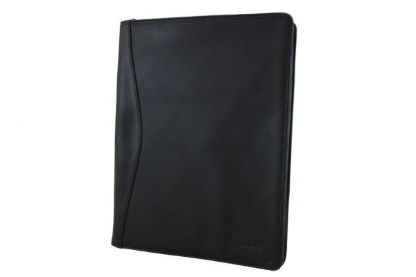 Conférencier Katana  K 62593 Cuir de vachette lisse souple - Noir