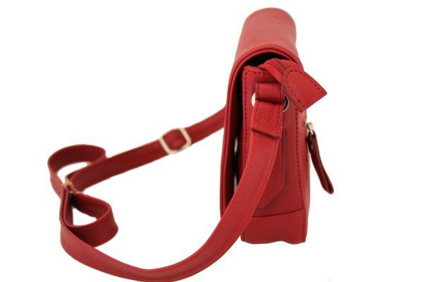 Besace Katana K 66912 Cuir de Vachette lisse - Profil
