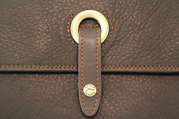 Compagnon / Porte-chéquier Katana K 753115 Cuir de Vachette sauvage
