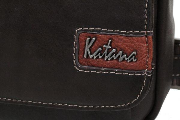 Besace Katana K 81663 Cuir de Vachette sauvage