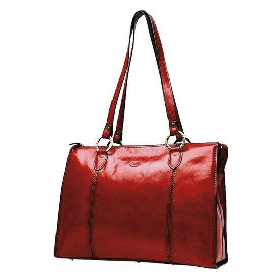 Sac shopping en cuir de Vachette collet K 82132