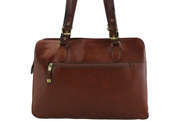Sac shopping Katana K 82365  Cuir de Vachette collet
