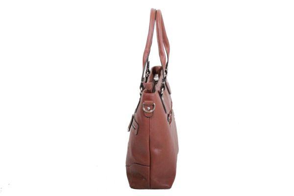 Sac Shopping Katana Cuir de Vachette grainé K 83504